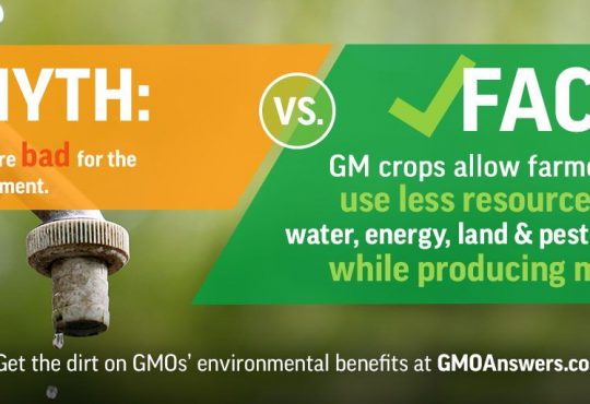 GMO's - The Myths, Facts, and Everything In Between