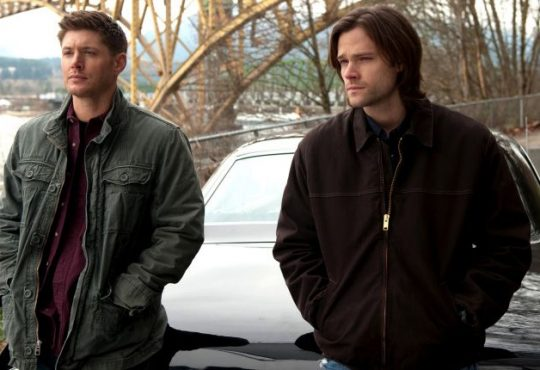 Sam and Dean Winchester Jacket