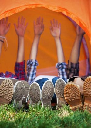 Party On The Go - Four Things To Bring On Your Next Camping Trip
