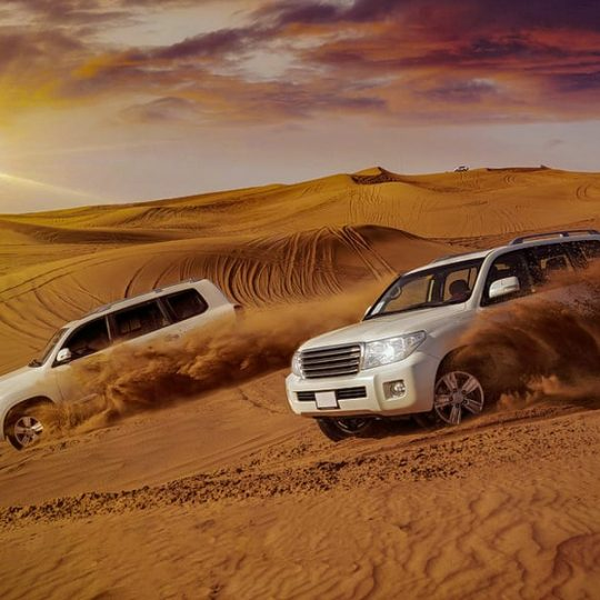 How Much Does It Cost For Desert Safari In Dubai1
