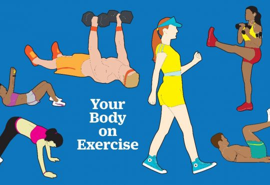 6 Interesting Facts on how Exercise Affect Your Health